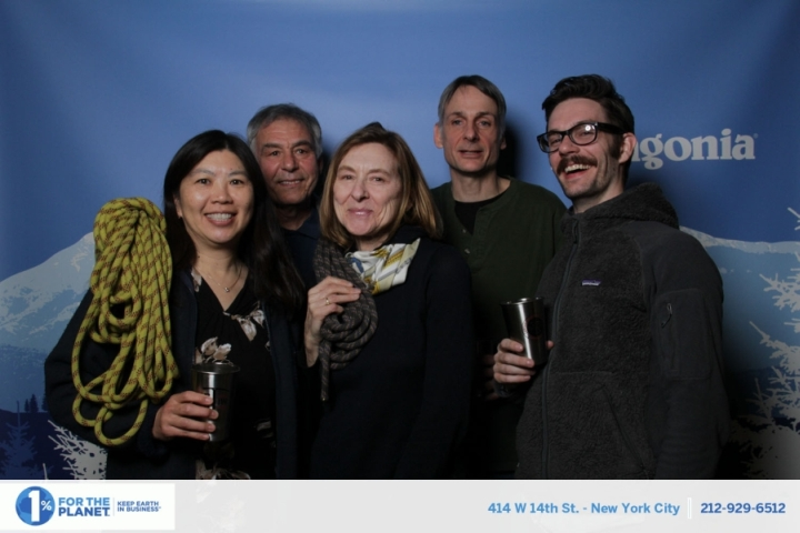 GCC Board members at the opening of the Patagonia store in NYC, 3/2/2013.