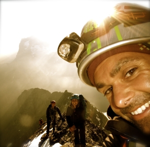 Jason Beaupre, Board member of the Gunks Climbers' Coalition.