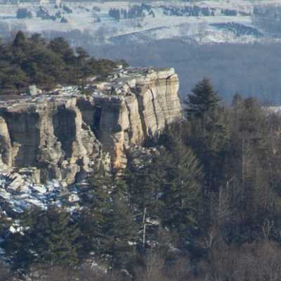 Hamilton Point Minnewaska (photo: Christian Fracchia)