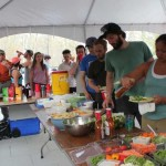 Gunks Climbers' Coalition BBQ, May 2015.