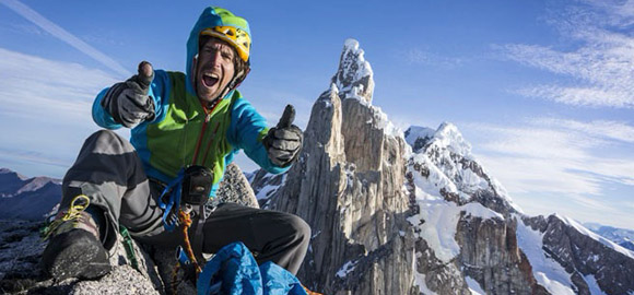 Mikey Schaefer, Patagonia