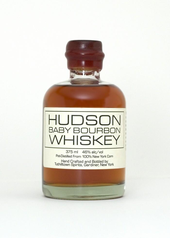 Tuthilltown Hudson Baby Bourbon Whiskey