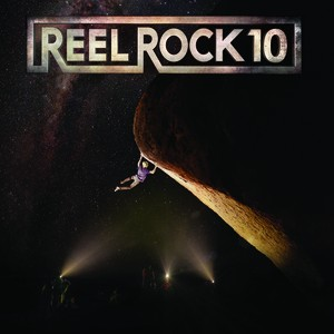 Reel Rock 10 Film Festival logo.