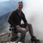 Ethan Ladof, Gunks Climbers' Coalition Board Member.