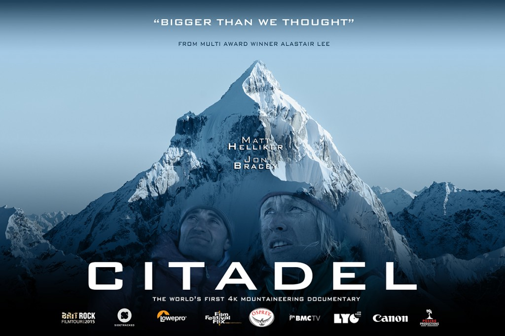 "Movie poster for ""The Citadel"""
