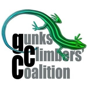 Gunks Climbers' Coalition logo