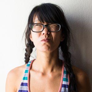 Photo of Kathy Karlo, by Irene Yee