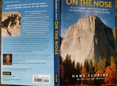 On the Nose, book by Hans Florine.