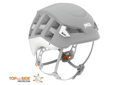 Petzl Meteor Helmet donated by Rock and Snow for the Spring 2019 GCC BBQ raffle.