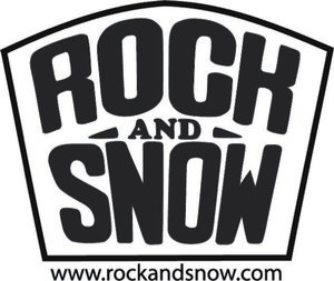 Rock and Snow logo.