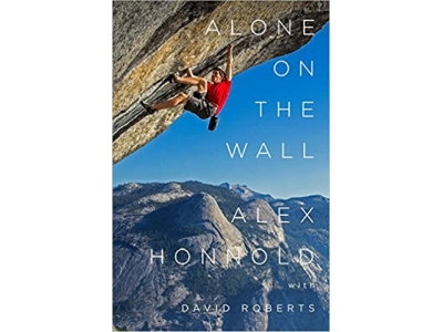 Alex Honnold's book, Alone on the Wall