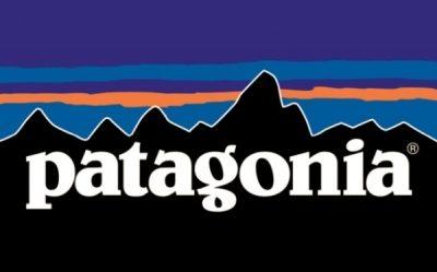 Logo for Patagonia.