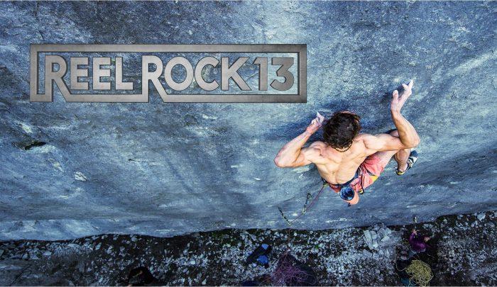 REEL ROCK 13 poster.