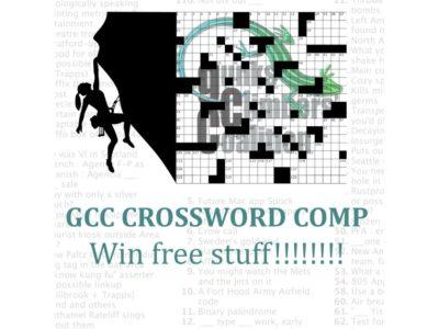 GCC Crossword Puzzle Contest