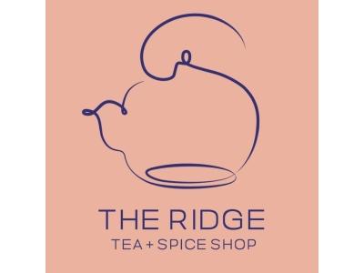Logo for The Ridge Tea & Spice shop