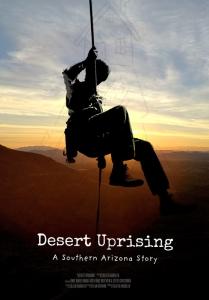 Film poster for Desert Uprising.