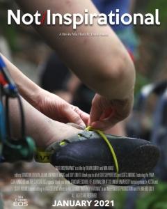 Film poster for Not Inspirational